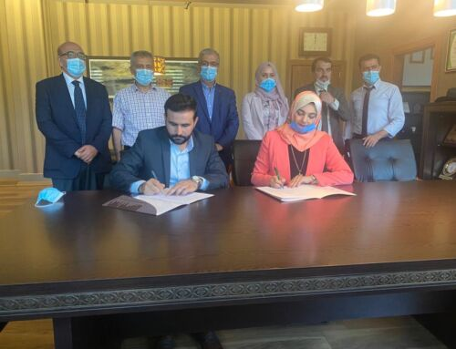 MoU With Kirkuk University