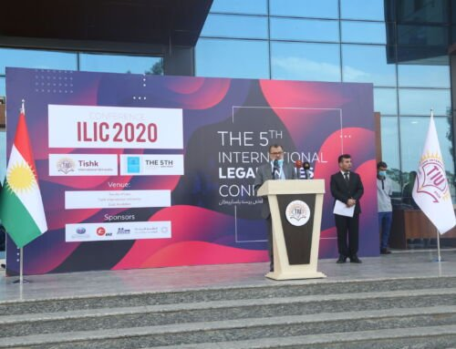 5th International Legal Issues Conference (ILIC 2020)