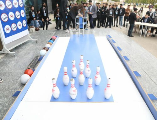 Fiber Reinforced Concrete Bowling Ball Competition