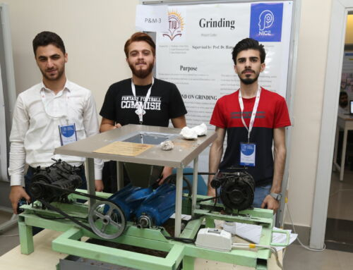 6th National Innovation Competition in Engineering (NICE2021)