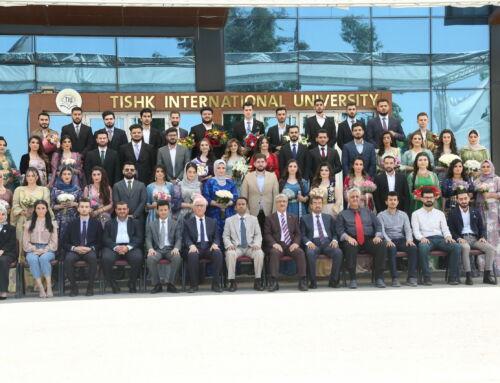 Graduation photoshoot ceremony of the academic year 2020-2021