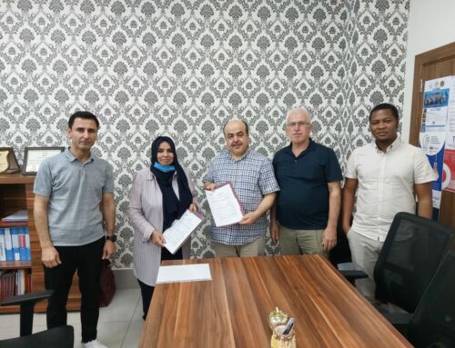 Publication news & IEC conference Signing of MoU with IEEE